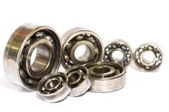 Steel ball bearings Stock Photos