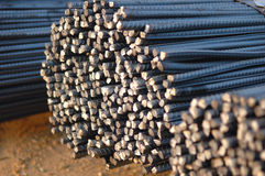 Steel bar Stock Photos