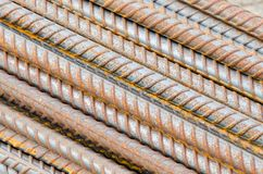 Steel Bar Stock Photography