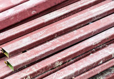Steel bar Royalty Free Stock Photos