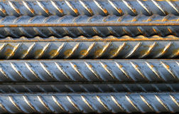 Steel Bars 1 Royalty Free Stock Photo