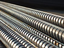 Steel bars 2 royalty free stock image