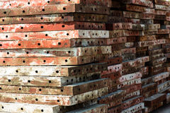 Steel beam Royalty Free Stock Images