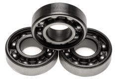 The steel bearing Royalty Free Stock Image