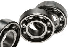 The steel bearing Royalty Free Stock Photography