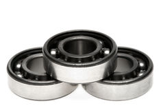 The steel bearing Royalty Free Stock Photos