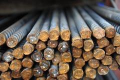 Steel beträffande-bommar för Royaltyfri Foto