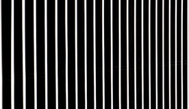 Steel black and white stripes Stock Photography