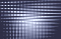 Steel Blue Plaid Blur Background Stock Image