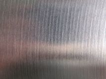 Steel brushed metal texture stock photos