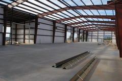 Steel building Stock Photos
