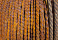 Steel cable Royalty Free Stock Photo