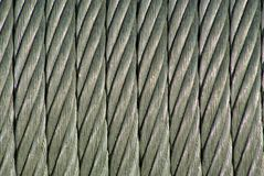 Steel Cable Royalty Free Stock Photography