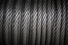 Steel Cable Stock Photography