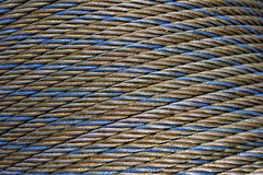 Steel cable Stock Images