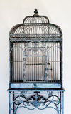 Steel Cage Royalty Free Stock Images