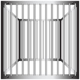 Steel cages Royalty Free Stock Photography