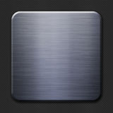 Steel and carbon fibre background Stock Images