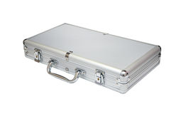 Steel Case Royalty Free Stock Photography