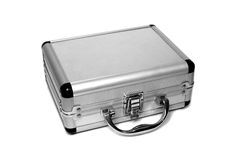 Steel case Stock Photo