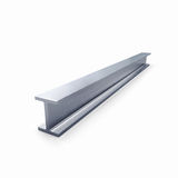 Steel Channel Royalty Free Stock Photo