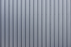 Steel cladding Royalty Free Stock Photos