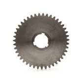 Steel cogwheel Stock Photography
