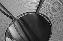Steel Coil Stock Images