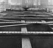 Steel and Concrete Royalty Free Stock Photos
