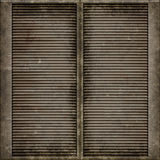 Steel cover (Seamless texture) Royalty Free Stock Photography