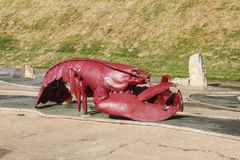 Steel Crab Stock Photo