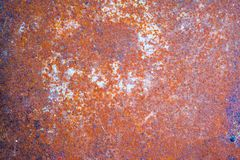 Steel Dark worn rusty metal texture background Stock Photos