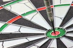 Steel dart Stock Image