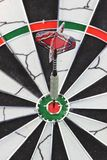 Steel darts Royalty Free Stock Images