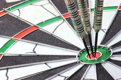Steel darts Royalty Free Stock Photo