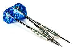Steel darts Stock Photography