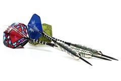 Steel darts Stock Image