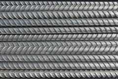 Steel deform bars Royalty Free Stock Photo