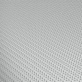 Steel diamond pattern background Stock Photos