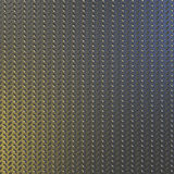 Steel diamond pattern plate background Royalty Free Stock Photo