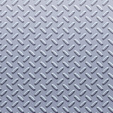 Steel diamond plate background Royalty Free Stock Image