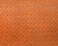 Steel diamond plate texture Stock Images