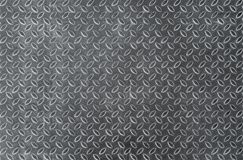 Steel diamond shaped texture royalty free stock image