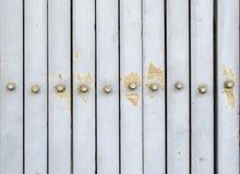 Steel door textures Stock Image