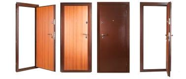 Steel doors Stock Photos