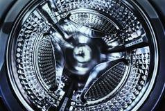 Steel drum washing machine Stock Photography