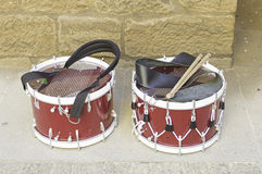 Steel Drums Royalty Free Stock Images