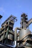 Steel enterprise production equipment Royalty Free Stock Image