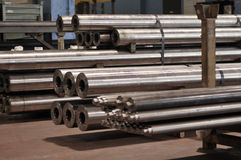 Steel fabrications Royalty Free Stock Photography