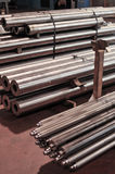 Steel fabrications Royalty Free Stock Images